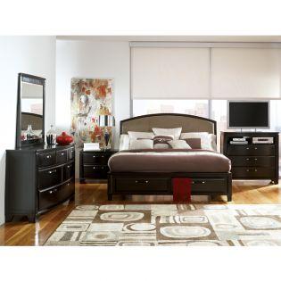 B569  Panel King Bed (침대+협탁+화장대)  ~ 26조 Sale ~