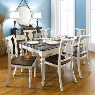 D9500-6  Dining Set (1 Table + 6 Chairs)