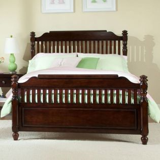 0851-4203 Savannah  Poster Twin Bed (침대) (매트 규격: 134cmx 193cm)
