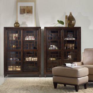 1030-11353  Bunching Bookcase