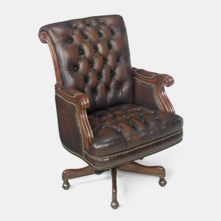 EC277  Leather Chair