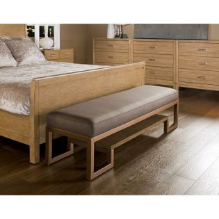 1260-500  Bed Bench