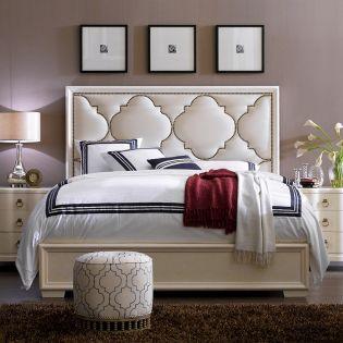 Cosmopolitan  Panel Bed (침대+협탁+화장대)  ~New York Lifestyle~