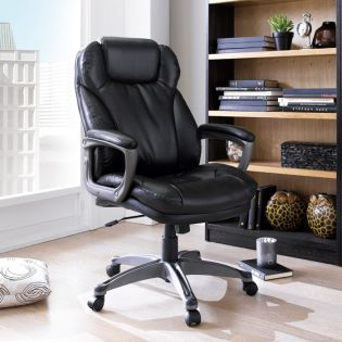 ECH85807  Executive Bonded Leather Chair