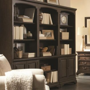 i24-333 Essex  Open Bookcase