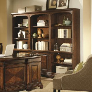 i26-332 Hawthorne  Door Bookcase