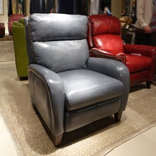 1280-50P  Power Recliner ~Blue Steel~
