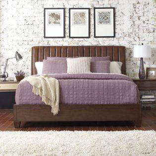 403 Modern Harmony  Platform King Bed (침대+협탁+화장대)