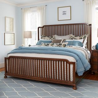The Tybee 596260B  Island King Bed