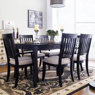 D1301-6  Dining Table Only  (1 Table)