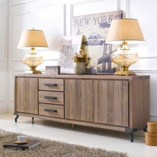Cooper  Entertainment Console
