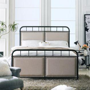 DS-2642-290  Queen Metal Bed