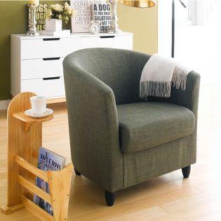 Club Lux-Green  Resting Chair
