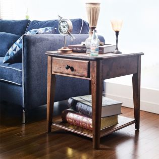 T3749-03  Rectangular End Table