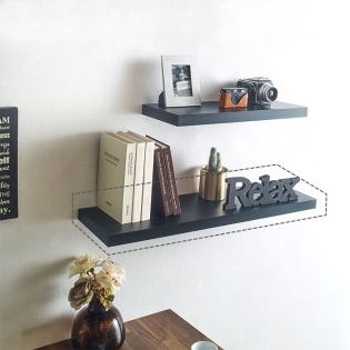Etagere-DS4-Black-900  Wall Shelf