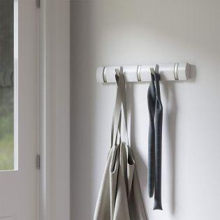 318850-660 FLIP 5-White Hanger