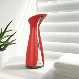 330265-397  Otto Sensor Pump-RED/CHRM