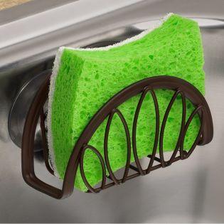 SPC-67824  Leaf Sink Cradle Copper