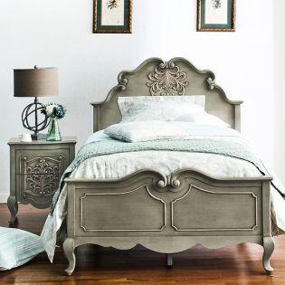 FR-Liberty  Single Panel Bed(매트 규격: 120cmx 203cm)