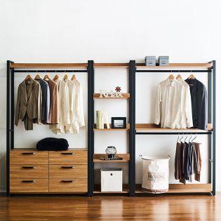 Styler-FJE-3  Unit Closet