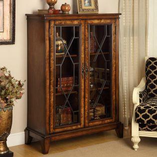 46241  2-Door Bookcase