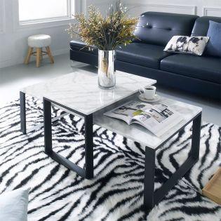 Katrine   Coffee Table Set  (2 Pcs 포함)