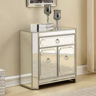 96626  2-Door, 1 Drawer Cabinet
