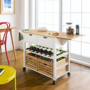 Tuscany  Kitchen Trolley