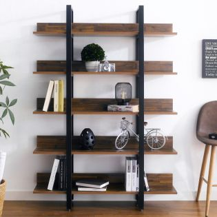 MB-200-Acacia  Wall Unit