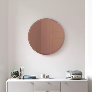 1015359-880  Wall Mirror 24-Inch