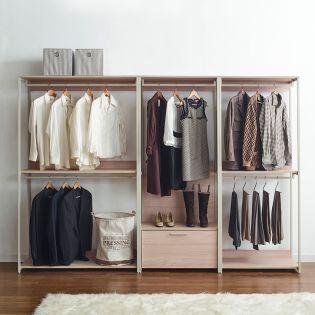 Haute-CDA-3  Unit Closet