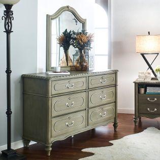Madison  Dresser & Mirror