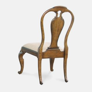 175204-2636  Bow Back Side Chair