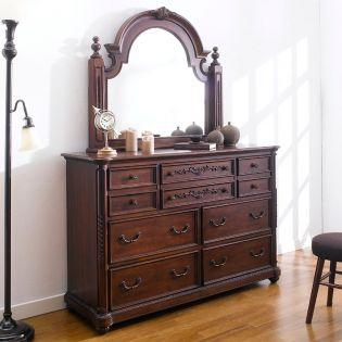 Angela-Brown  Drawer Dresser