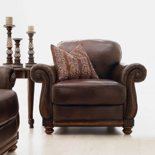 6794  Leather Chair