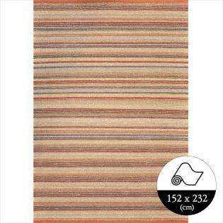 GV-02  Terracotta Stripe (152cmx232cm)