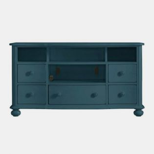 411-55-30 Blue  Media Console