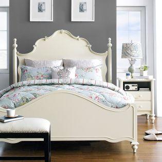 Wendy  Queen Panel Bed (침대+협탁+화장대)