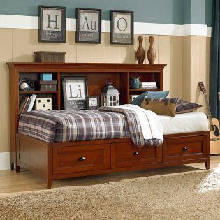 Y1873-69  Full Lounge Bed (침대)(매트 규격: 134cmx 193cm)
