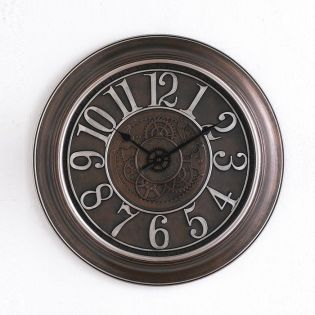 Serrate Wall Clock