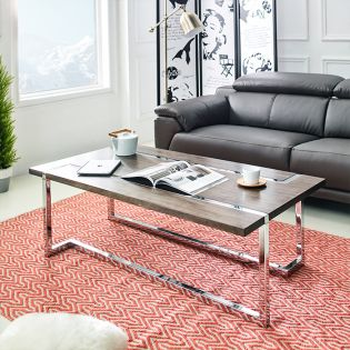 T4215-43  Rectangular Cocktail Table