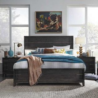 B4450 Proximity Heights   King Panel Bed