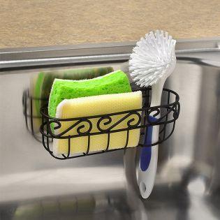 SPC-05910  Sponge & Brush Cradle