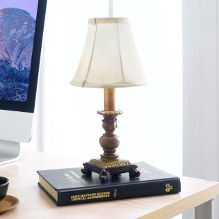 93-345-A  Library Lamp