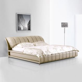 San Francisco-Beige  King Bed