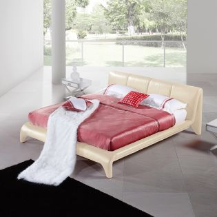 Posh-Beige  King Soft Bed