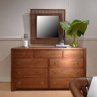 Nautica 130  Dresser & Mirror