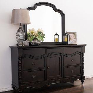 B1730-20  Dresser & Mirror