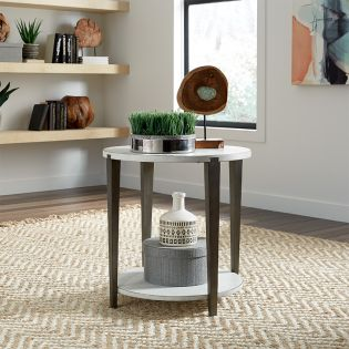 127-OT1020  End Table