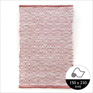 SSA-400-Rust-150x210   100% Handmade Carpet